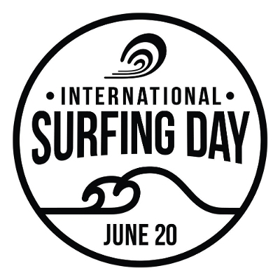 International Surfing Day Logo