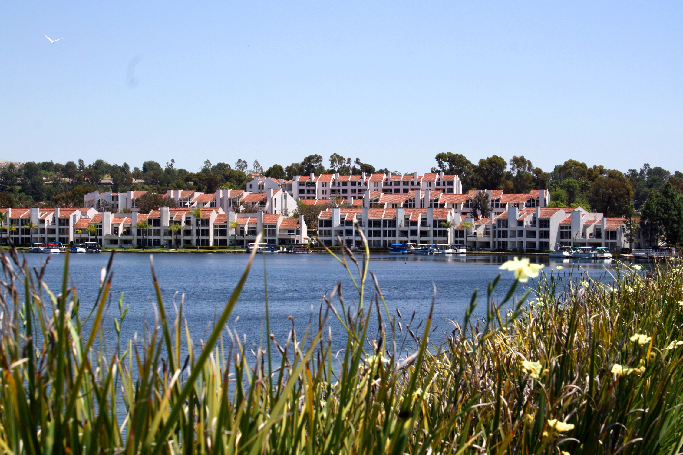 Finisterra Condos by the Lake in Mission Viejo