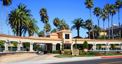 Ritz Cove Homes Gated Entrance Estates
