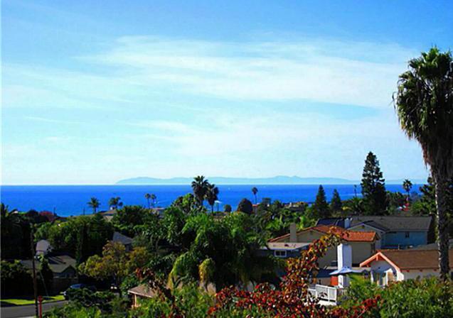 San Clemente Ocean Side of PCH Homes | San Clemente Ocean Side Real