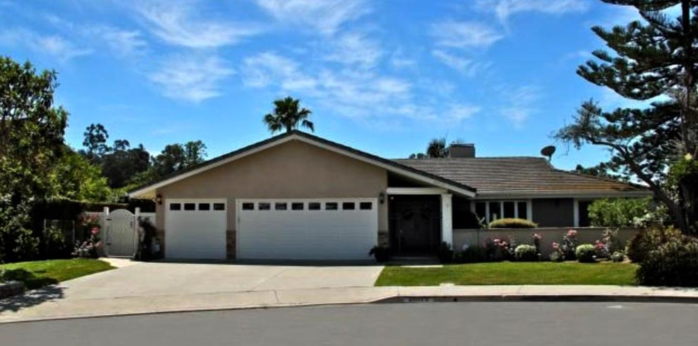 Mission viejo single level homes mission viejo single for One level homes