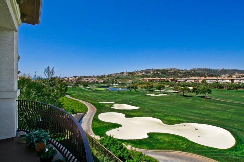 Monarch Beach Real Estate Golf Course Views