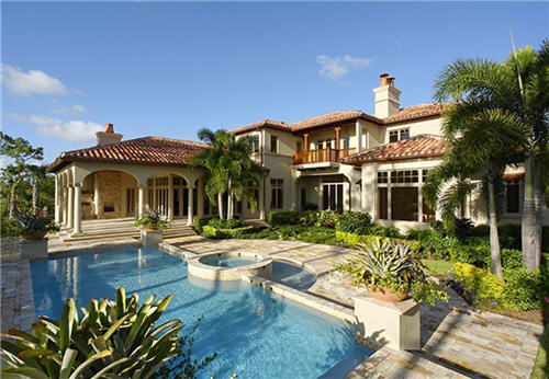 Orange County Private Pool Homes