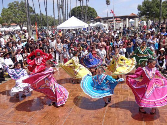 San Clemente's Cinco de Mayo Fiesta 2015