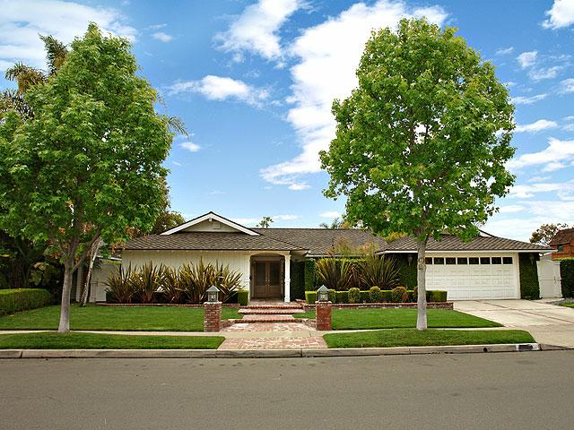 San Clemente Single Level Homes One Story